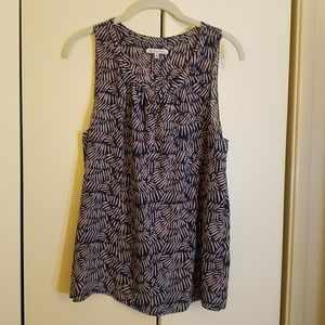 Broadway & Broome Madewell Silk Blouse size M